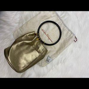 Authentic vintage Ferragamo handbag